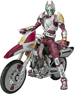 Tamashii Nations Bandai S.H.Figuarts Kamen Rider Garren and Red Rhombus Action Figure