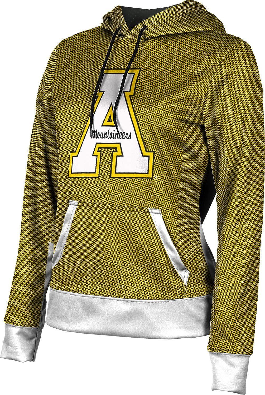 Appalachian State University Girls' Pullover Hoodie, School Spirit Sweatshirt (Embrace)