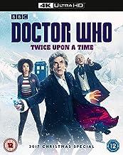 Doctor Who Christmas Special 2017 - Twice Upon A Time [Edizione: Regno Unito] [Italia] [Blu-ray]