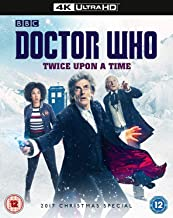 Doctor Who Twice Upon A Time - Christmas Special 2017 [4K UHD + Blu-ray]