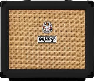 Orange Rocker 15 - 15-Watt 1x10 Inches Tube Combo - Black
