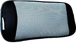 Airospring AS45 Cojín de apoyo lumbar – Tela 3D transpirable para el hogar, silla de oficina y respaldo del coche, para trabajar desde casa