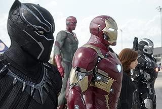 Iron Man v4 Captain America Civil War Movie Poster - Robert Downey Jr. 24x36