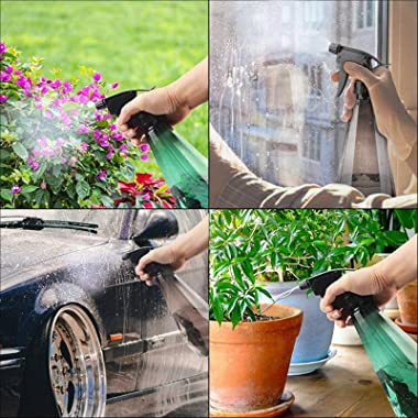 HECHUANGYP Watering Can for Indoor Plants Water Spray Bottle,Plant Mister Spray Bottle 33.8oz 1/2 Gallon,Continuous Spray Bot