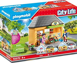 Playmobil My Supermarket, Multi-Coloured, 100