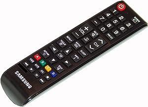 OEM Samsung Remote Control Originally Shipped With Samsung UN60ES6003, UN60FH6003, UN60FH6003F, UN60FH6003FXZA