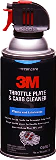 Best 3m throttle body cleaner Reviews