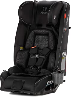 Diono 2019  Radian 3RXT All-in-One Convertible Car Seat, Black