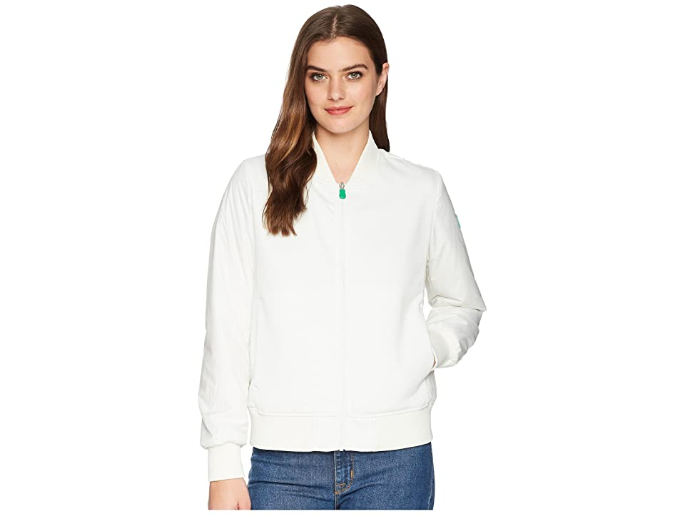 Save the Duck Recycled Program Bomber (Off-White) Women