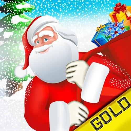 Vuelo Papá Noel 2 - carrera de Navidad regalos de los niños...