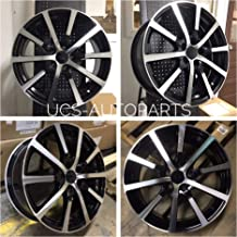 NEW 19 inches Black Accord HFP SPORT STYLE Rims Wheels compatible with Honda Acura TSX TL Civic SET OF 4