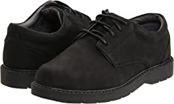 Black Oily Nubuck