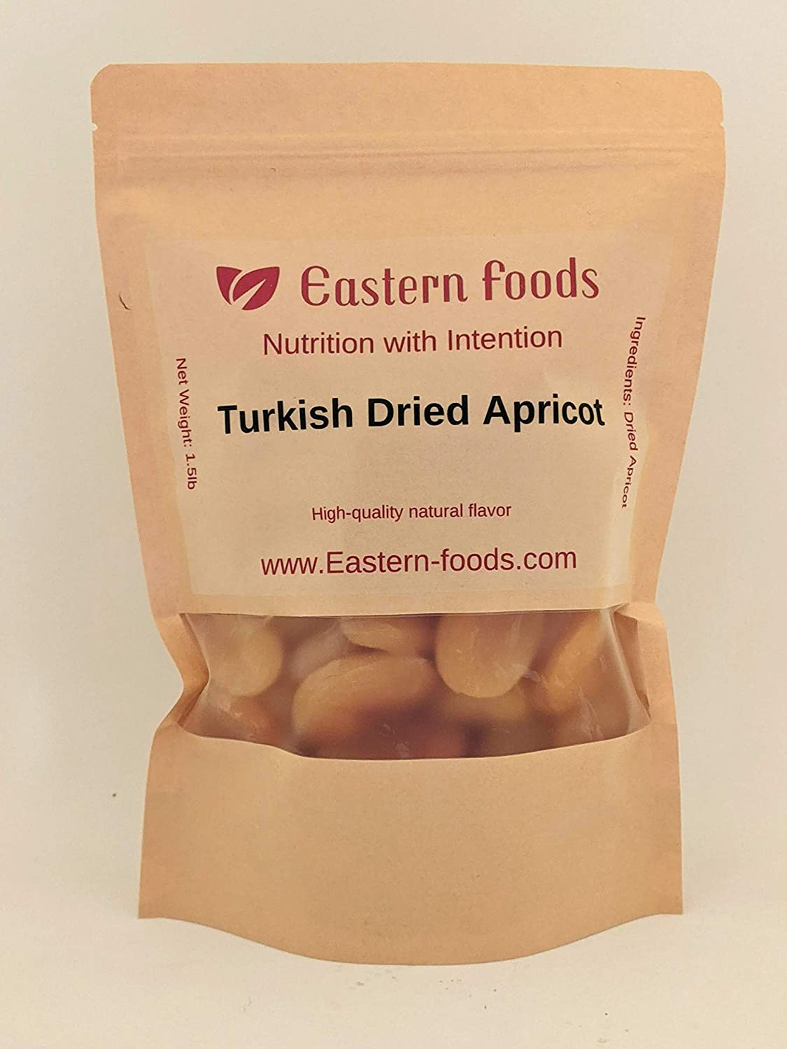 Super beauty product restock quality top Eastern Foods Turkish Dried Elegant Apricot 1 Turki Delicious lb.