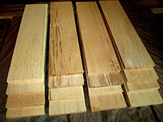 Wood) 16 Pieces Beautiful Thin KILN Dried Honey Locust 12