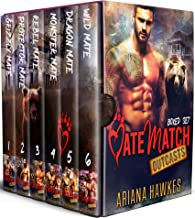 MateMatch Outcasts: Boxed Set (Books 1-6): Bear, Wolf and Dragon Shifter Romances (MateMatch Outcasts Boxed Set Book 2)