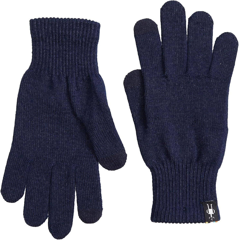 Smartwool Liner Gloves Deep Navy LG