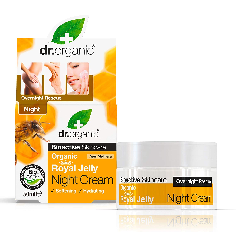 Organic Doctor Max 52% OFF Royal Superior Jelly Night Cream 50 ml.