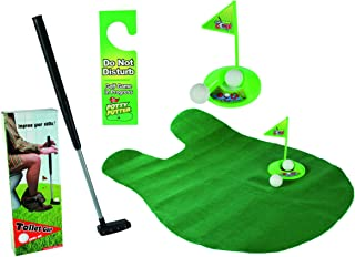 Out of the blue 59/2049 Toiletten Golf Set, 6-delig, golfknuppel, circa 62 cm