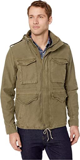 Removable Sherpa Jacket