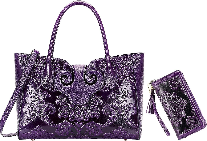 Selling and selling PIJUSHI Floral Handbags lowest price For Women Handbag Designer Sh Top Handle