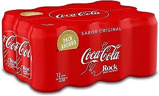 Coca-Cola Sabor Original Lata - 330 ml (Pack de 12)