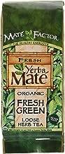 Mate Factor Organic Yerba Mate, Original Fresh Green, 12 Ounce