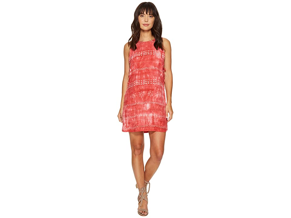 Lucy Love Daquiri Dress (Pomegranate) Women