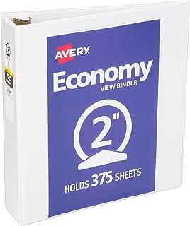 Avery Economy Round Ring View Binders (AVE05780)