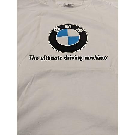 BMW lifestyle short sleeve T-shirt logo