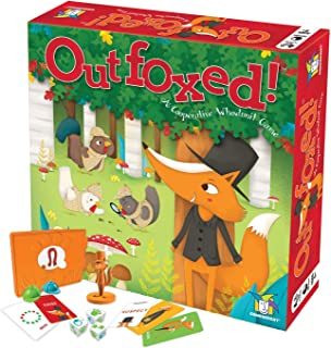 Outfoxed! Game Board Game (Renewed)