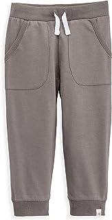 Burt's Bees Baby Baby Sweatpants, Knit Jogger Pants, 100% Organic Cotton
