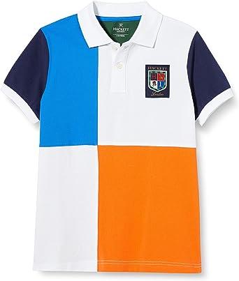 Hackett London Quad Camisa Polo para Niños