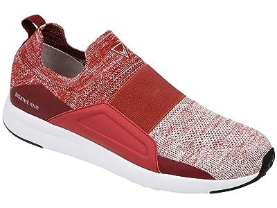 Vance Co. Cannon Casual Slip-On Knit Walking Sneaker