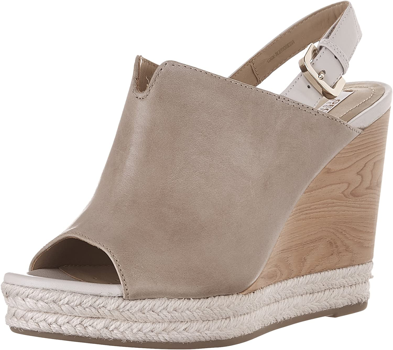 Geox Women's D Janira F Heeled Sandal