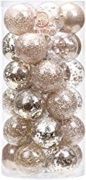 Top Rated in Christmas Ball Ornaments