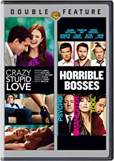 Crazy Stupid Love / Horrible Bosses (With UV Digital Copy)