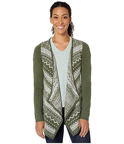 Aventura Clothing Quincy Cardi (Olive Drab) Women