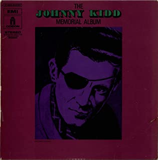 The Johnny Kidd Memorial Album - EX