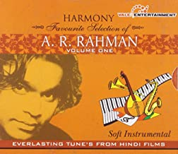 Favourite Selection of A. R. Rahman Vol 1 Soft Instrumental: Everlasting Tunes from Hindi Films