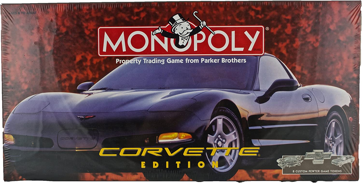 MONOPOLY Corvette Purchase New products world's highest quality popular