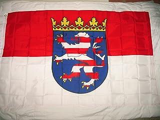 RFCO 3x5 Hesse Hessen Germany Flag German State Banner Pennant 3x5 Ft Indoor Outdoor