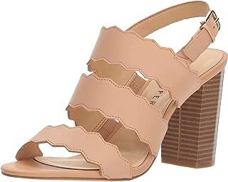 Katy Perry Women's The Amelia Heeled Sandal, Blush Nude, 7 Medium US