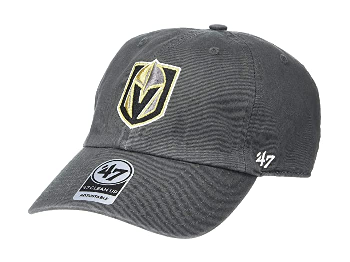 Vegas Golden Knights Clean Up Charcoal