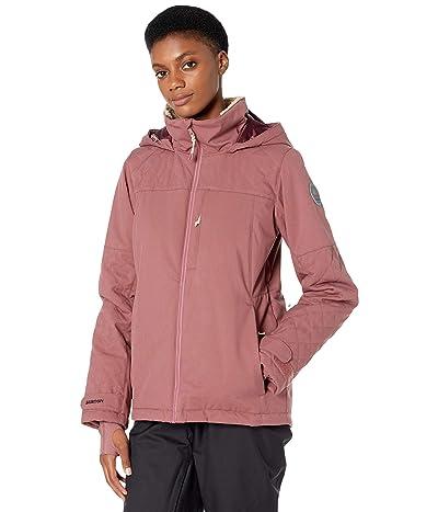 Burton Tulum Stretch Jacket (Rose Brown) Women