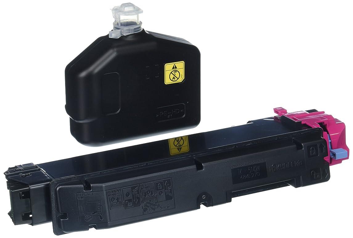 Kyocera TK5142M Toner Cartridge - Magenta