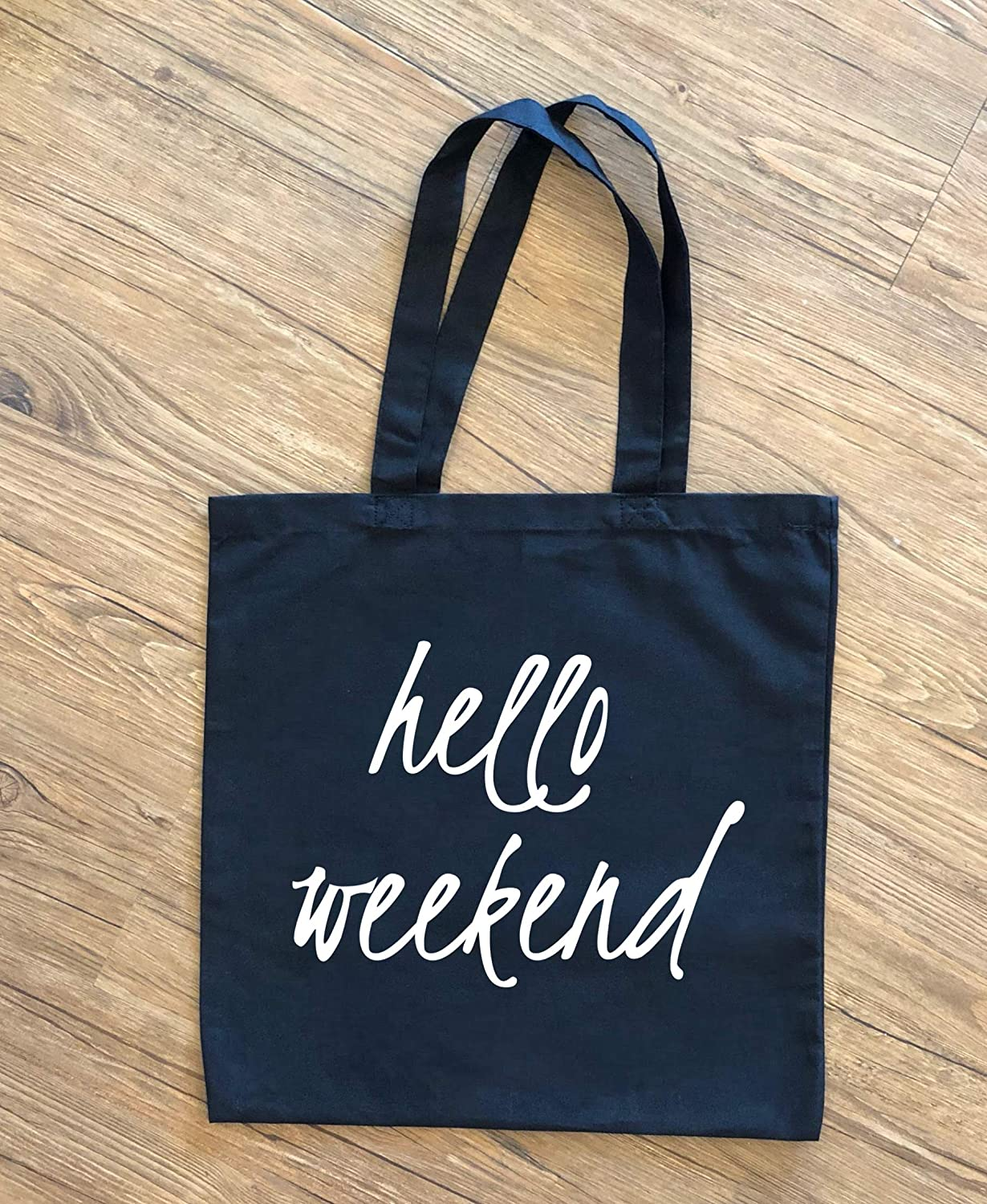 Houston Mall Hello Weekend Tote Limited time trial price Bag
