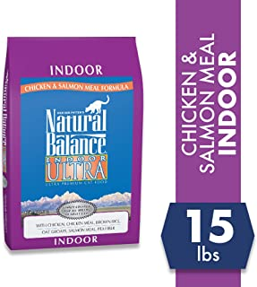 Natural Balance Ultra Dry Cat Food for Indoor Cats