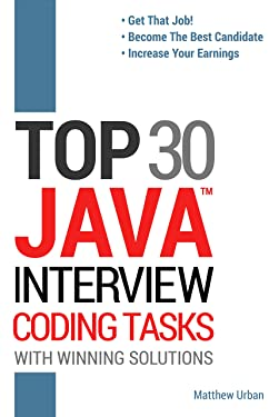 TOP 30 Java Interview Coding Tasks