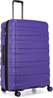 Antler 4227105015 Juno 2 4W Large Roller Case Suitcases (Hardside), Purple, 81 cm