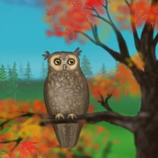 Owl of a Season Live Wallpaper Lite